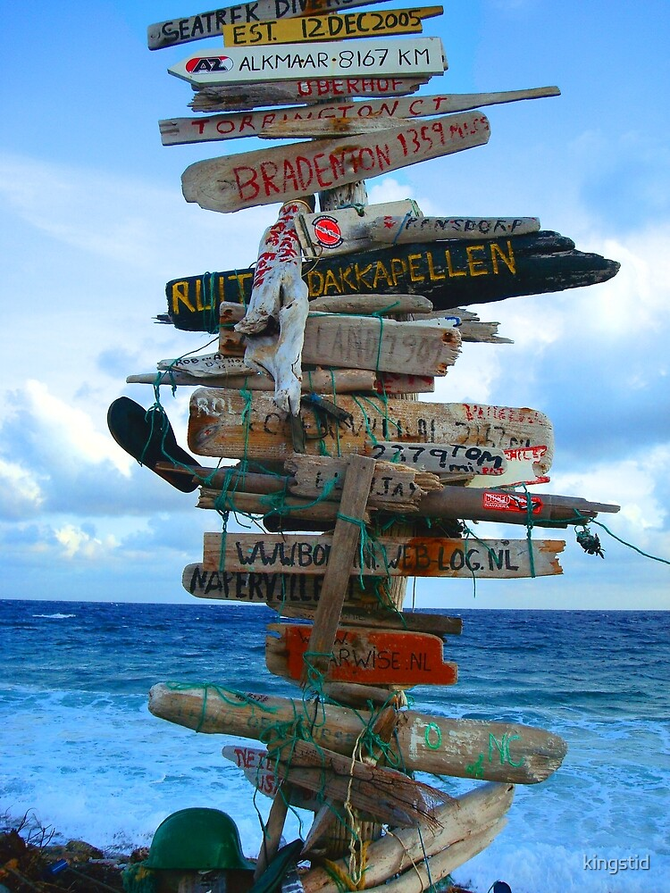 Bonaire by kingstid