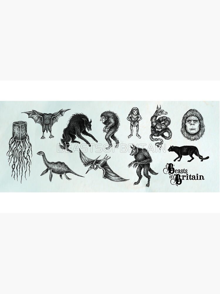 Beasts of Britain - Creature Feature by BEASTSOFBRITAIN