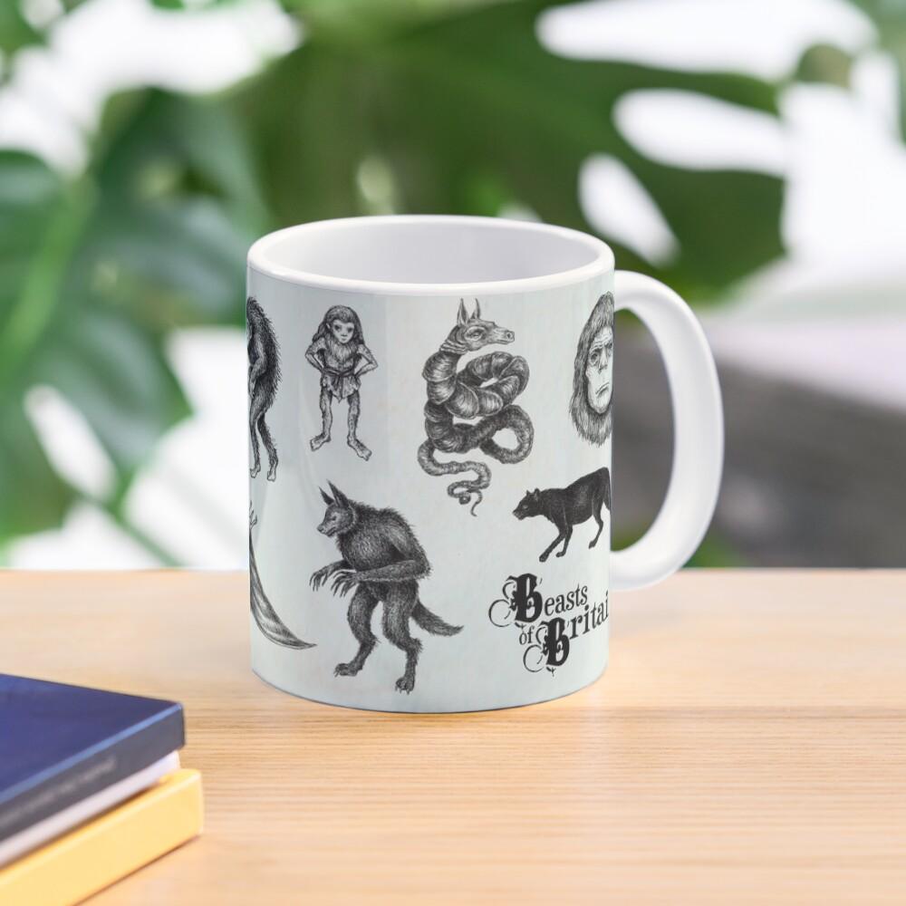 Beasts of Britain - Creature Feature Mug