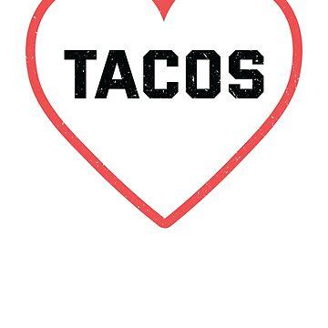 Heart Tacos by kamrankhan