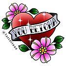 You Betcha! by jordannelefae