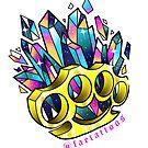 Brassknuckle Gems by jordannelefae