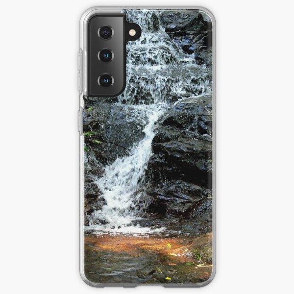 Cave Creek Falls, Springbrook, QLD Samsung Galaxy Soft Case