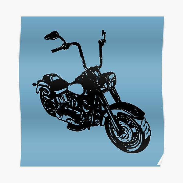 MOTOCYCLETTE-2 Poster