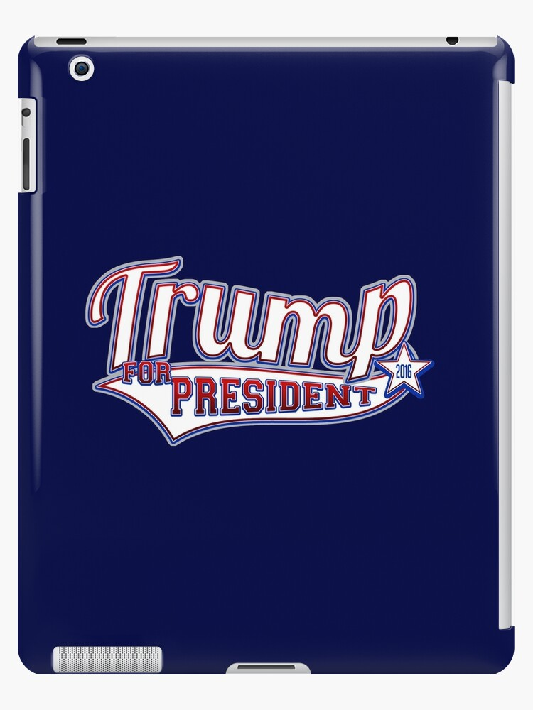 Donald Trump for President 2016 by Garaga