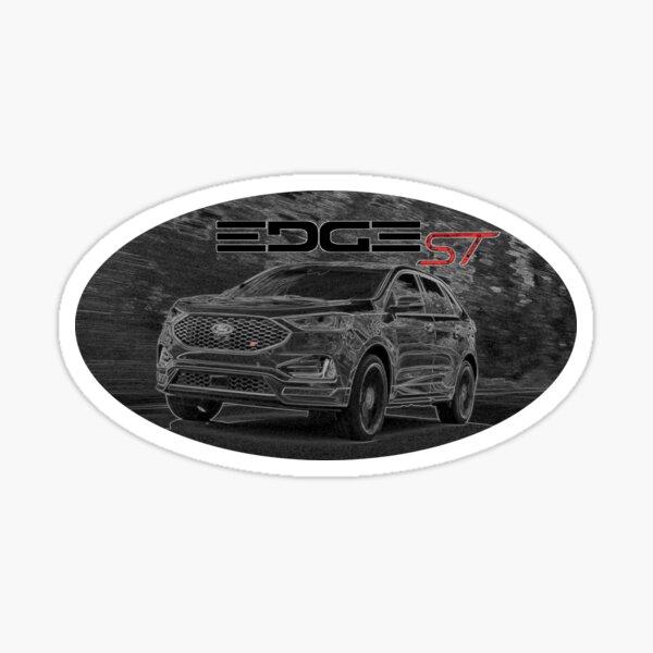 2019 Ford Edge ST Pegatina