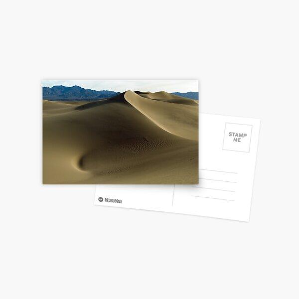 Stovepipe Wells Dunes Postcard