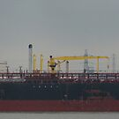 Seamullet Chemical Oil Tanker  by davesphotographics