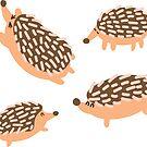 Litle Hedgehog by AnneTji