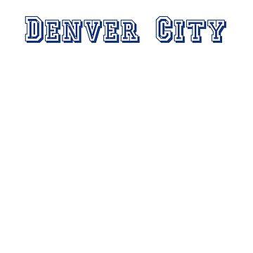 Denver City by CreativeTs