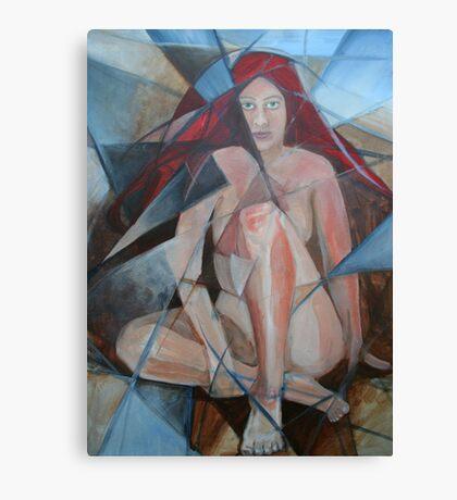 Redhead 1  Canvas Print