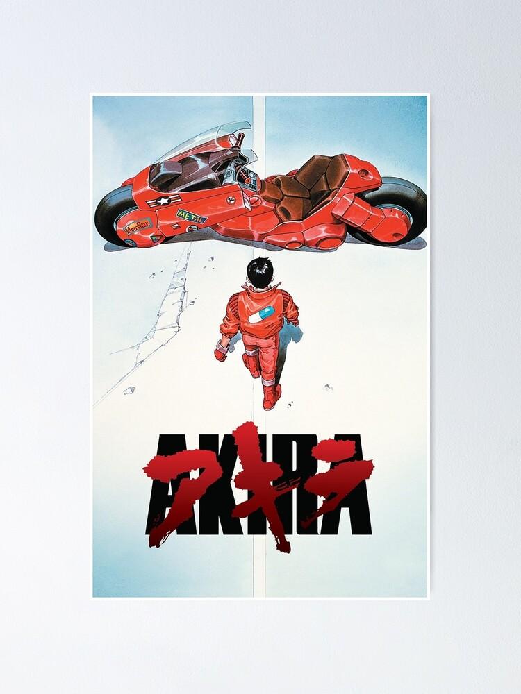 Alternate view of Akira Movie Poster Poster