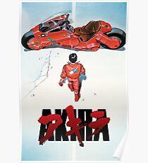 Póster Póster de la película Akira