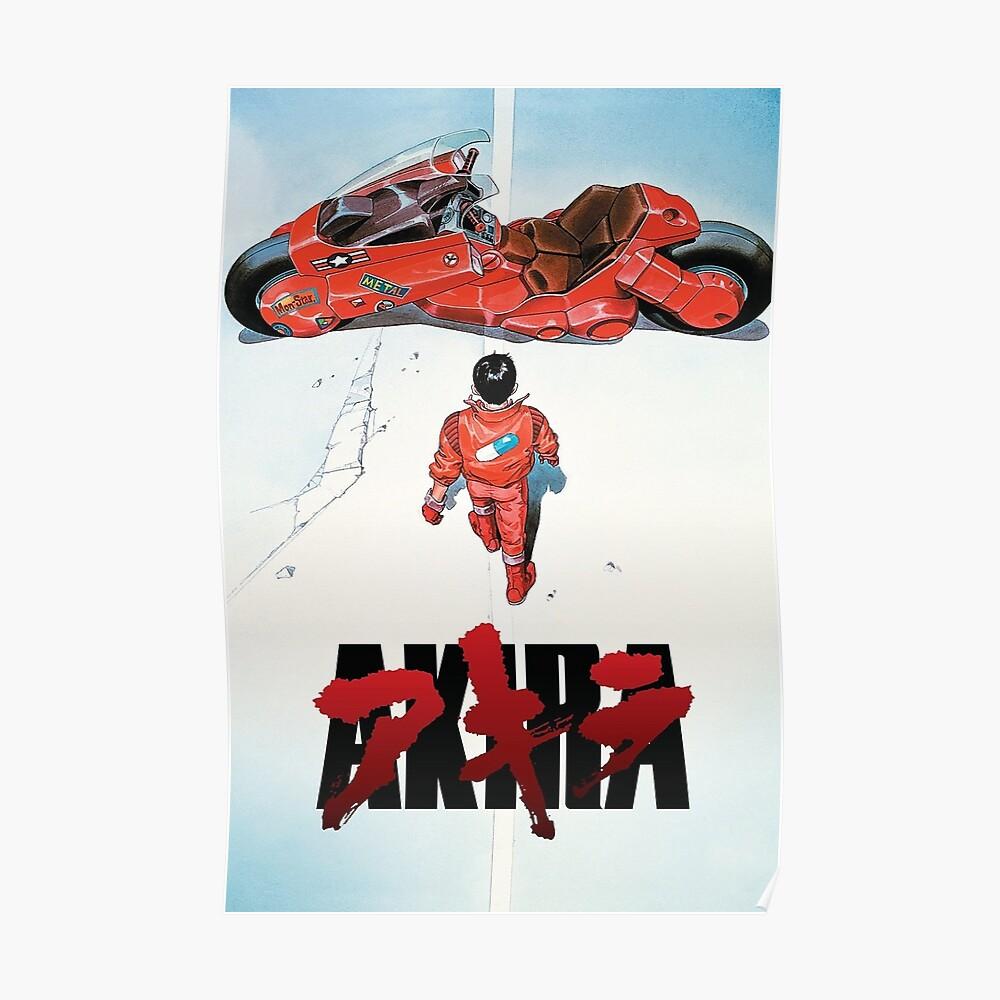 Póster de la película Akira Póster