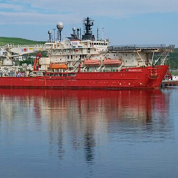 In Harbour at Bay Bulls, NL, Canada by gerdagrice