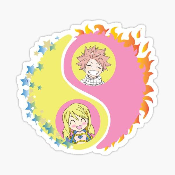 Lucy Yin, Natsu Yang Sticker