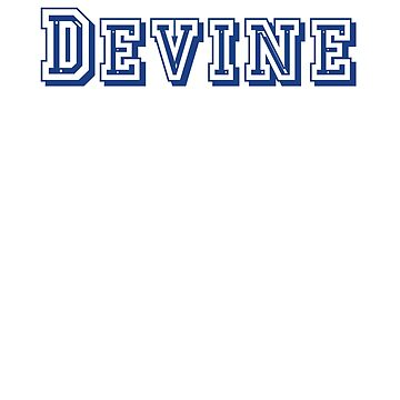 Devine by CreativeTs