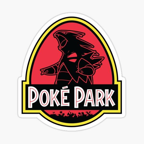 PokéPark Sticker
