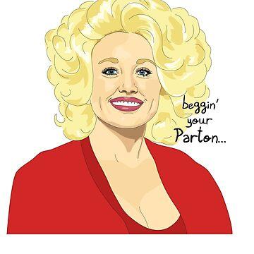 Dolly Parton, bitte deinen Parton von sszampetti