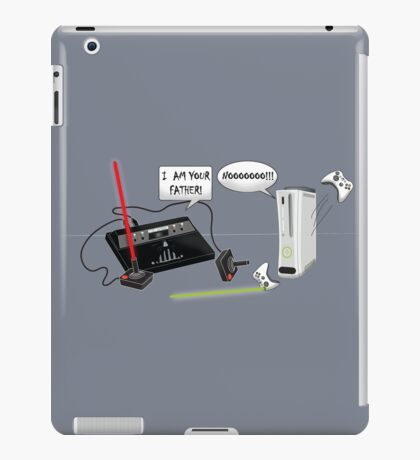 I am your father! iPad Case/Skin