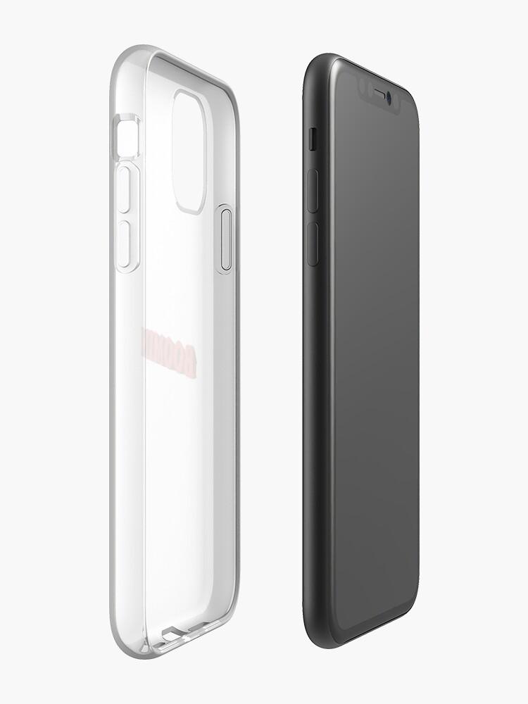Coque iPhone «BOOMIN», par PBANDJCO