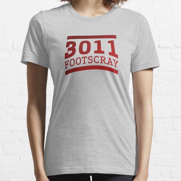 Footscray 3011 Melbourne Victoria Essential T-Shirt