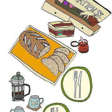 Breakfast Time (Coronation Street) by fhjr2002