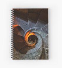 Gates of Darkness Spiral Notebook
