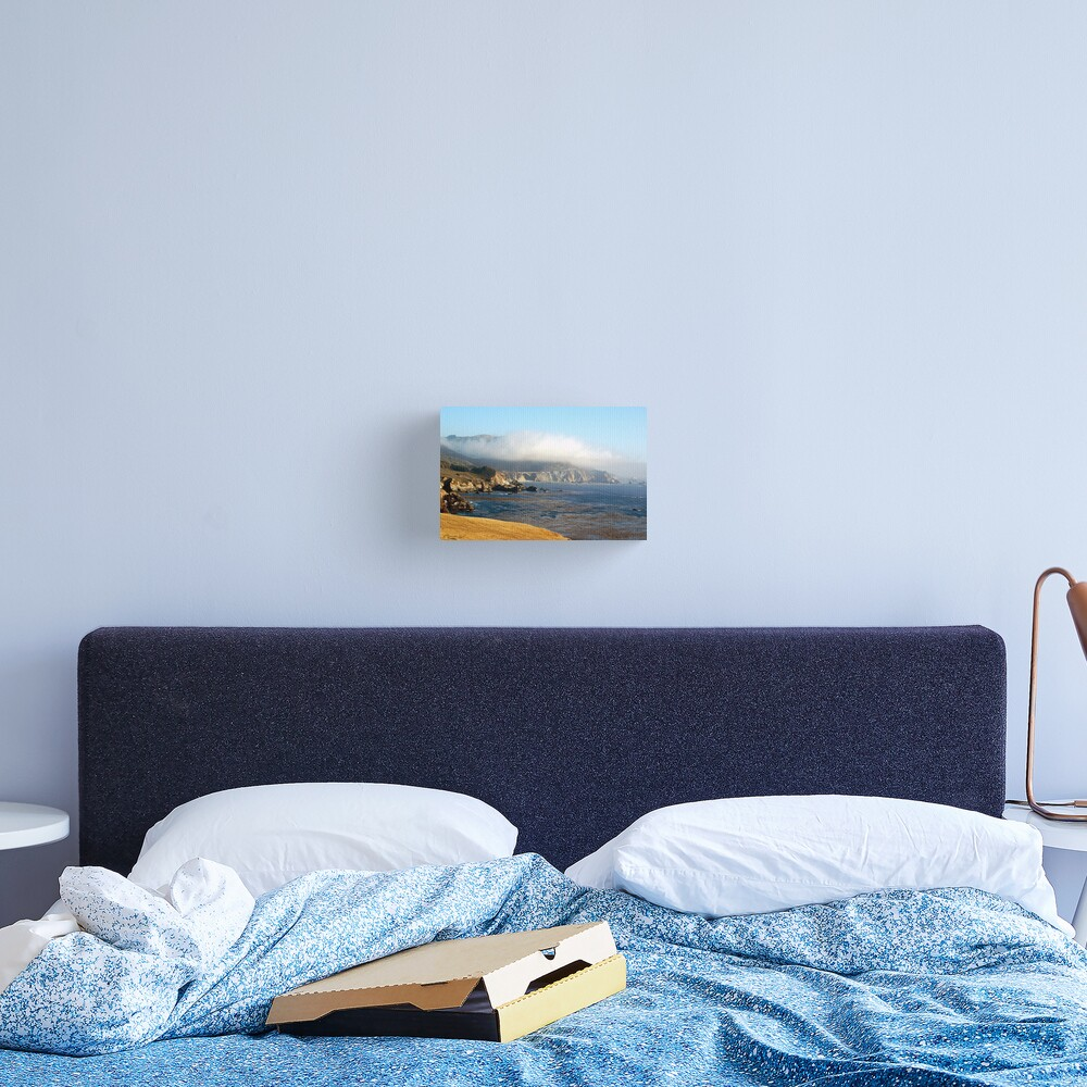 Coastal Gold Canvas Print