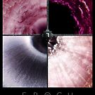EPOCH II - Event Horizon (black) by Ash Thorp