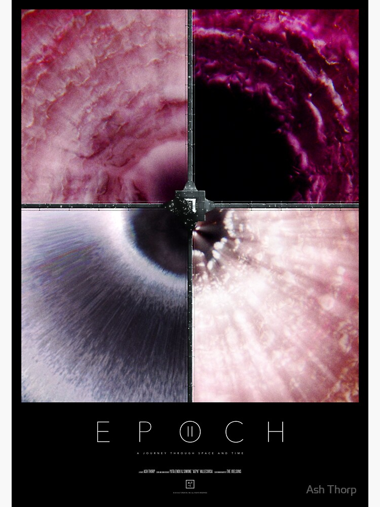 EPOCH II - Event Horizon (black) by ashthorp