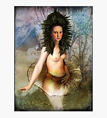 The dancer Photographic Print
