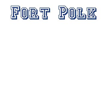 Fort Polk by CreativeTs
