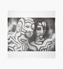 Bodypainting Scarf