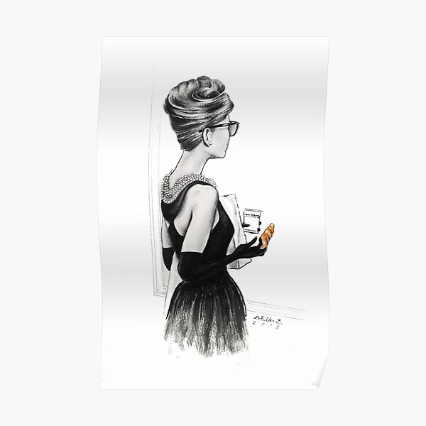 Breakfast at Tiffany's 1 Poster