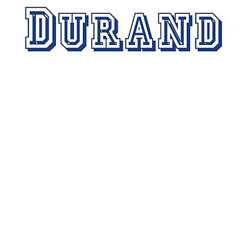 Durand by CreativeTs