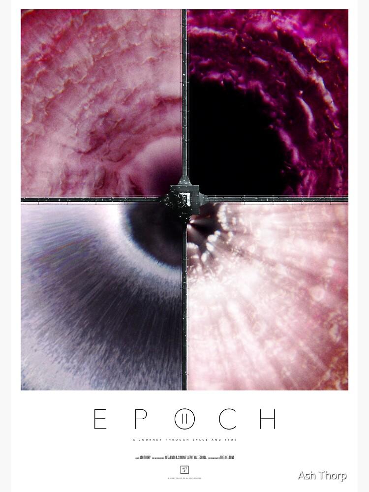 EPOCH II - Event Horizon (white) by ashthorp
