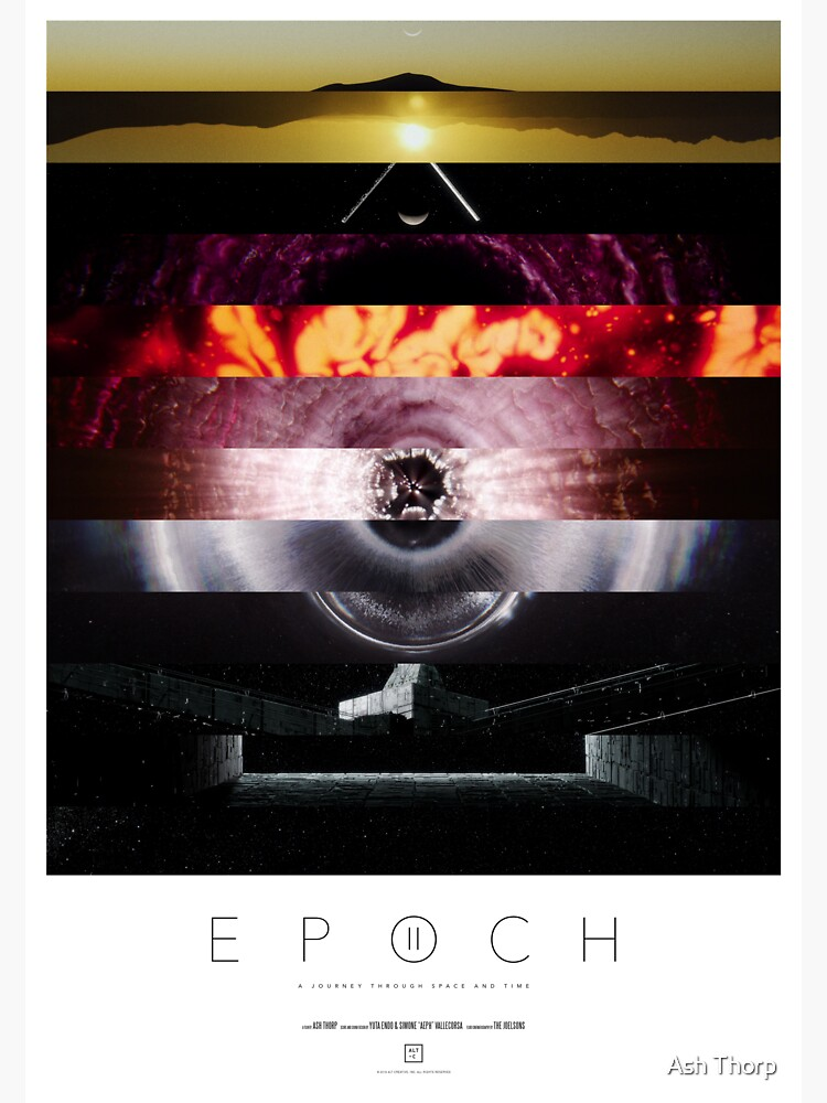 EPOCH II - Cycle (white) by ashthorp