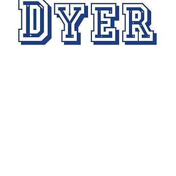 Dyer by CreativeTs