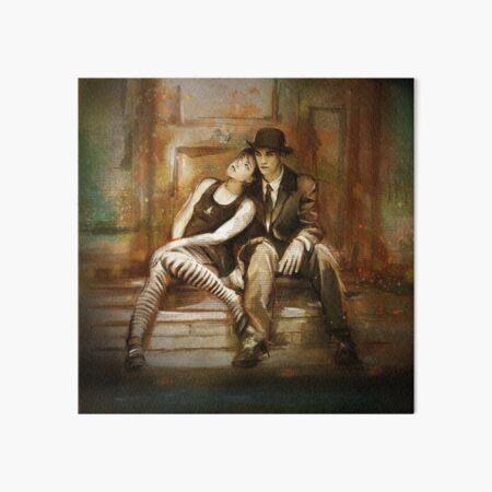 The Dresden Dolls Art Board Print