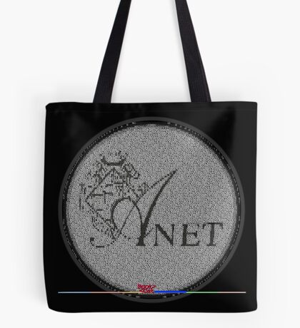"""""""Anet, Center, France."""" [Ascii Art by RootCat] Tote Bag"""