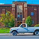 Broadwater County Montana Court House by Bryan D. Spellman