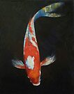 Koi by Michael Creese