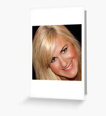 Kristy Lee Greeting Card