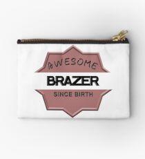 Awesome Brazer Since Birth Studio Pouch