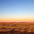Sunrise, Diamantina National Park by May-Le Ng