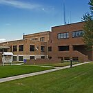 Lincoln County Montana Court House by Bryan D. Spellman