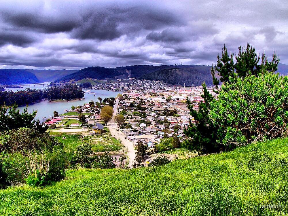 Earthquake in Chile: Constitucion by Daidalos