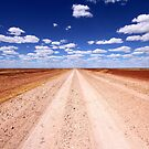Boulia-Bedourie Road by May-Le Ng