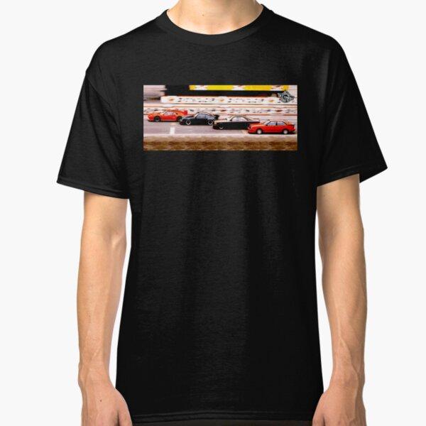 DLEDMV : Youngtimer Run  T-shirt classique